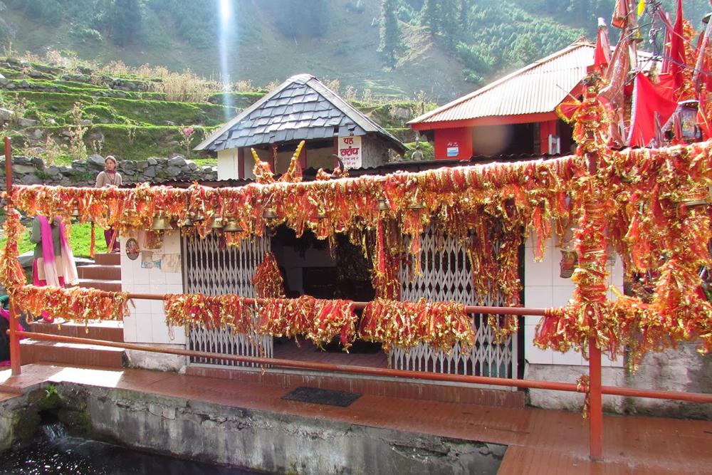 Day 2 : Bharmour-Brahmani Temple -Back