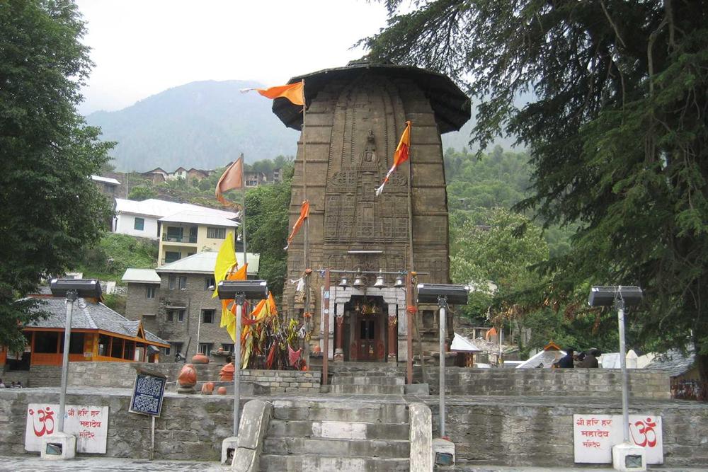 Day 1 : Arrival Bharmour