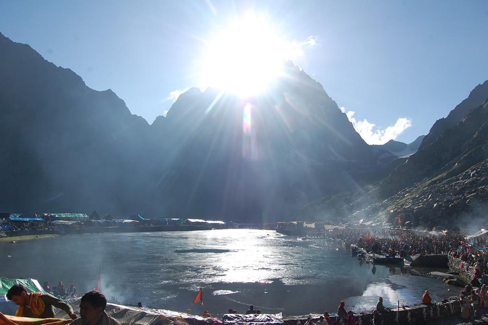 Day 4 : Dhancho - Manimahesh Lake - Gaurikund